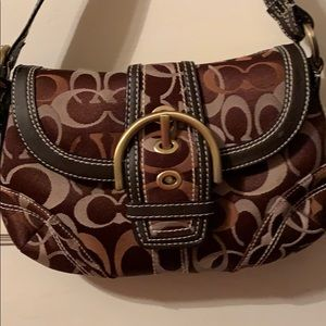 Coach mini bag (lite damage)